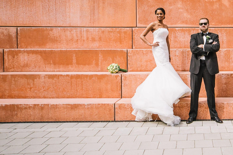 Hochzeitsreportage in Hamburg