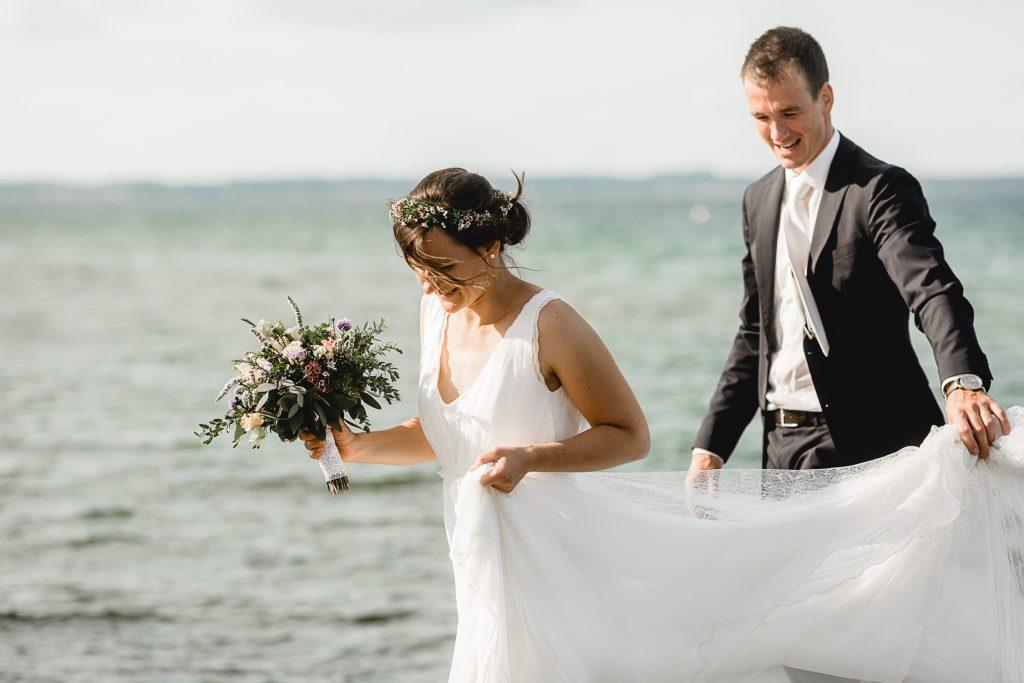 Karoline & Thomas, Hochzeitsfotograf, freie Trauung in Niendorf Ostsee