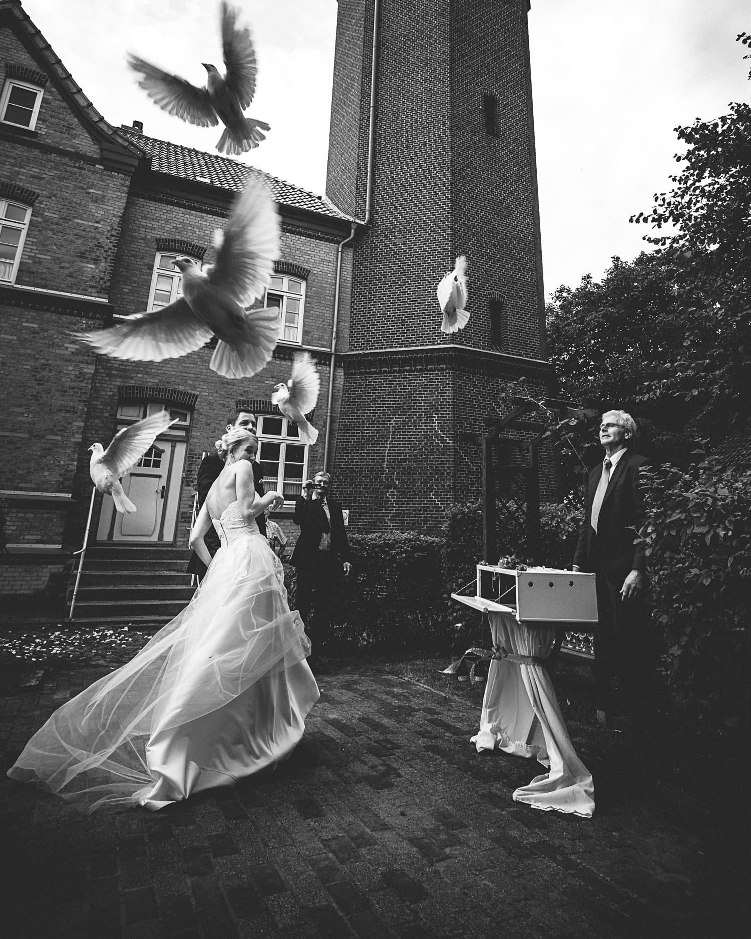 Karoline und Thomas, Hochzeitsfotograf, www.studioamkanal.de, Hochzeitsreportage Lübeck, Bad Schwartau, Mölln, Travemünde, Neustadt, Schleswig-Holstein