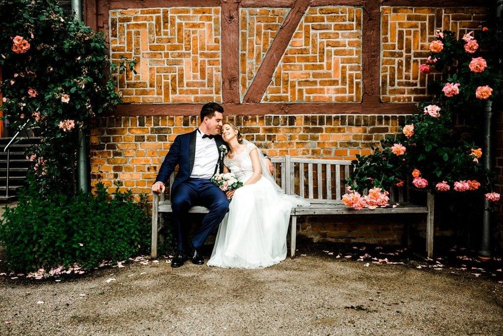 Hochzeitsfotograf Mölln, Hochzeitsbilder Hochzeit Mölln