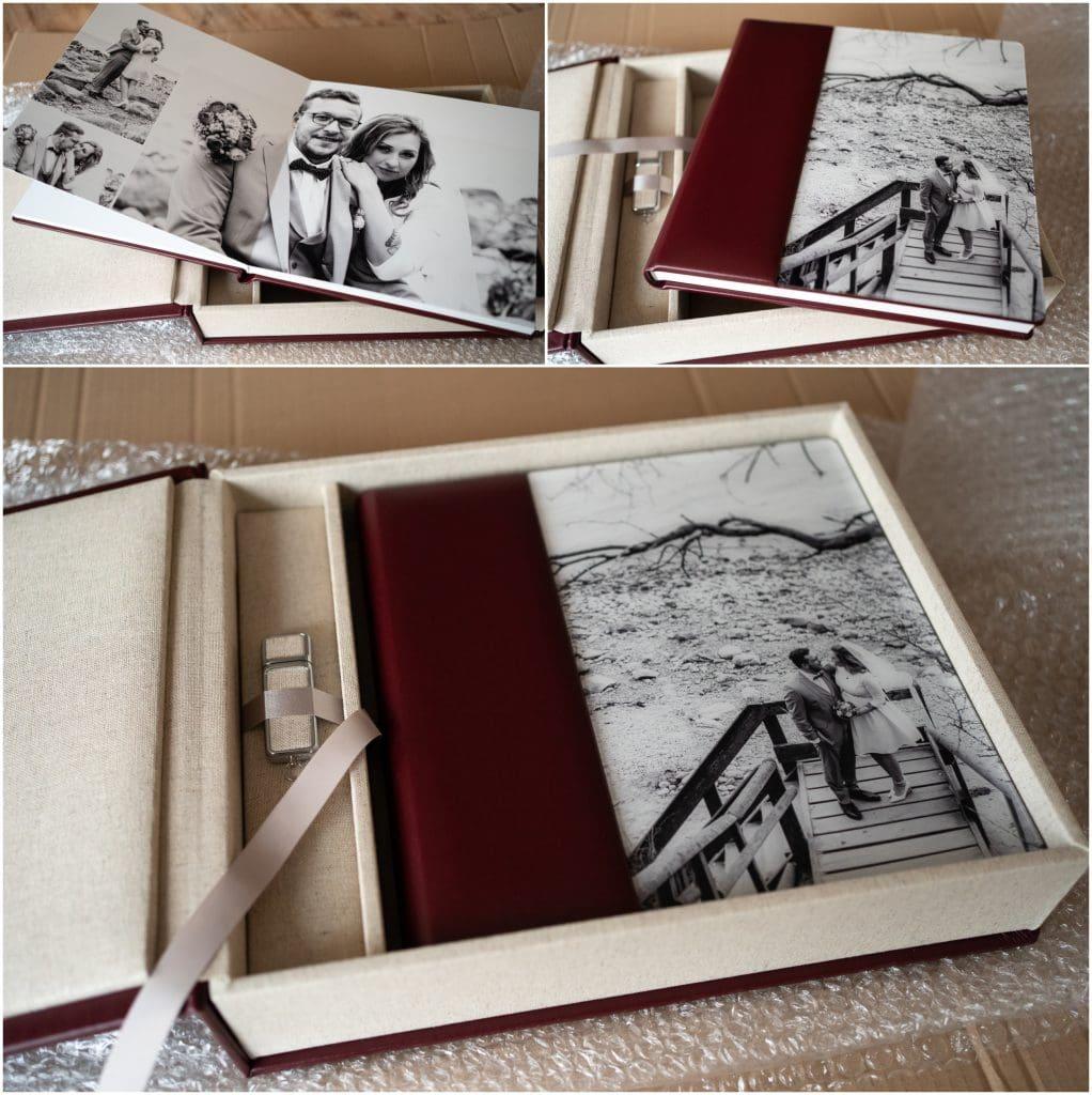 Hochzeits-Fotobuch - bei uns immer inklusive, Fotograf Lübeck
